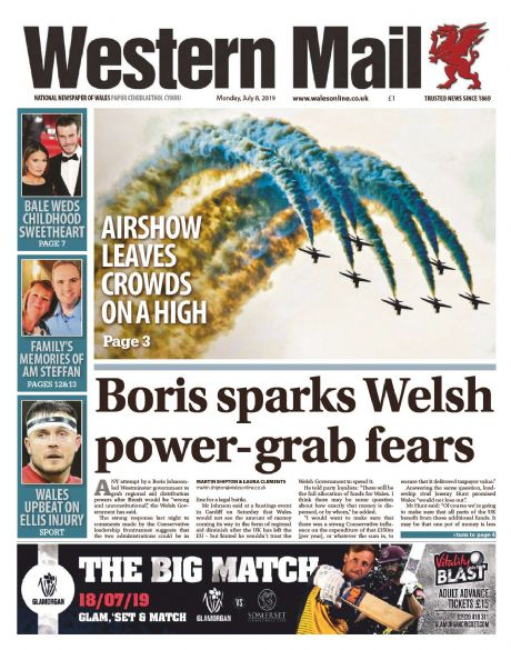 Western Mail Subscription